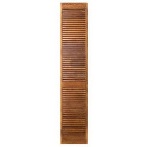 "Masonite 092313530080121R2100 30"" x 80"" Full Louver Bifol..."