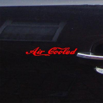 air cooled decal - 5
