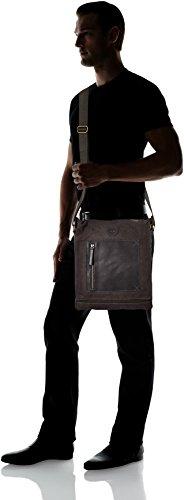Black bolsos Body Timberland Shoppers Negro Hombre Cross Bag hombro y de vXn46x