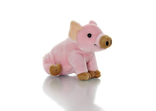 Toasty Pig Aromatherapy Hot and Cold Therapy Freezable and Microwavable Stuffed Animal