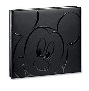 E K Success Disney 8x8 Black Scrapbook Album