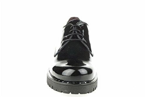 Charol Zapato Charol Zapato Piel Negro xU80aqwU