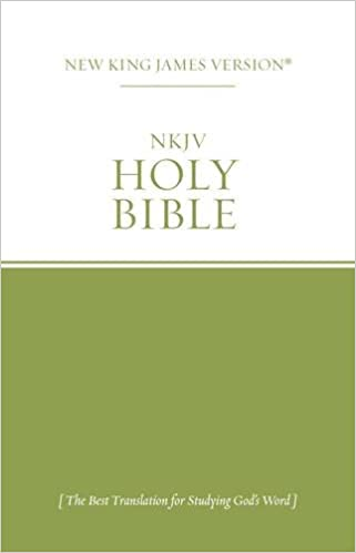 NKJV, The Holy Bible, Paperback