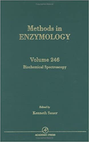Biochemical Spectroscopy (Methods in Enzymology)