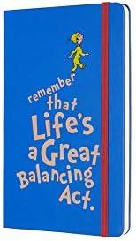 Moleskine 18 Monate Wochen Notizkalender - Dr. Seuss 2019 ...