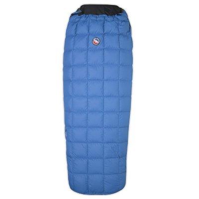 Big Agnes Yampa 45-Degree Sleeping Bags (650 Down fill), Reg Left Zipper, Outdoor Stuffs
