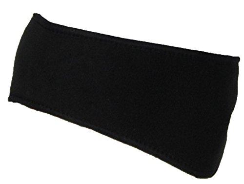 Best Winter Hats Fleece Circle Headband W/Ear Flaps One Size