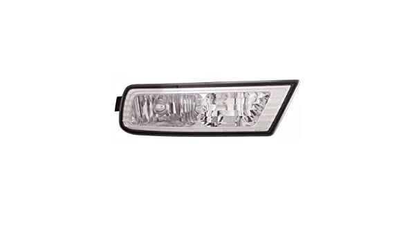OE Replacement ACURA TL Fog Light Assembly Partslink Number AC2592110