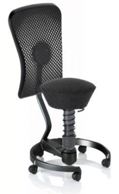 aeris swopper STANDARD ergonomischer Bürostuhl ohne Rollen
