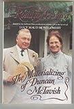 The Materializing of Duncan McTavish (Road To Avonlea, 4)