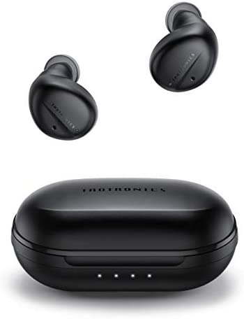 True Wireless Earbuds Active Noise Cancelling TaoTronics SoundLiberty 94 4 Mic ANC Ear Buds Bluetooth 5.1 Earphones USB-C Charging 32h Playtime Touch Control Deep Bass for Sport