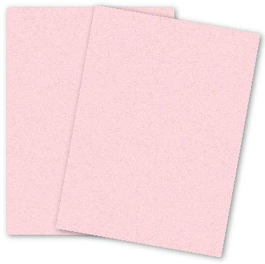 - Popular Light Pink Lemonade 8-1/2-x-11 Paper Lightweight Multi-use 50-pk - PaperPapers 104 GSM (28/70lb Text) Letter size Econo Everyday Paper - Professionals, Designers, Crafters and DIY Projects
