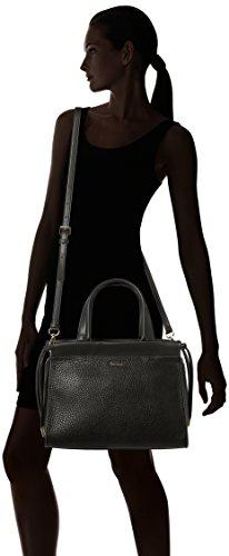 Pollini Bag, Borse a spalla Donna Nero