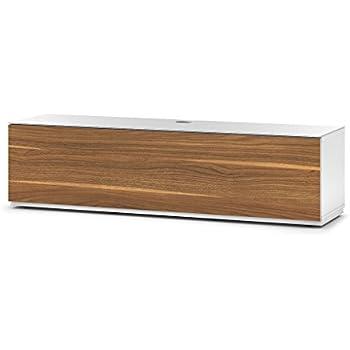 Amazon Bdi Corridor 8177 Triple Wide Tv Cabinet Chocolate