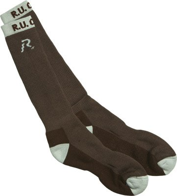 RU Outside Bill Townsend Chinook Socks , Size: Md, Gender: Mens/Unisex, Primary Color: Gray BTSOCK - (Chinook Winter Socks)