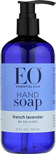 Eo Essential Oils (NOT A CASE) Liquid Hand Soap French Lavender