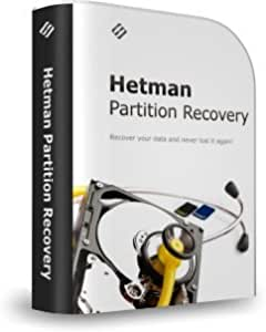 Hetman Partition Recovery - Recover Deleted Partitions & Files ...
