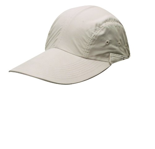 17aa96d1 Galleon - Fishing Hat With Removable Neck Flap By Dorfman Pacific (One Size  , Cream)