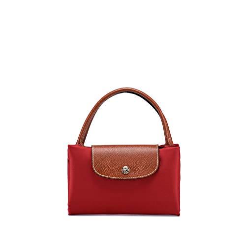 Donna Bag Pliage Rosso Grande Sacchetto Longchamo BtOUwP