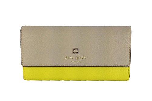 Kate-Spade-Southport-Avenue-Sandra-Leather-Clutch-Wallet-SeedYellow