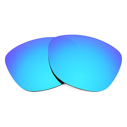 Revant Polarized Replacement Lenses for Arnette Witch Doctor AN4177 Ice Blue MirrorShield ()