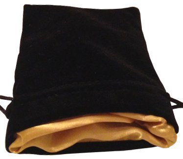 - Luxury Velvet Dice Bags with Satin Lining: 4