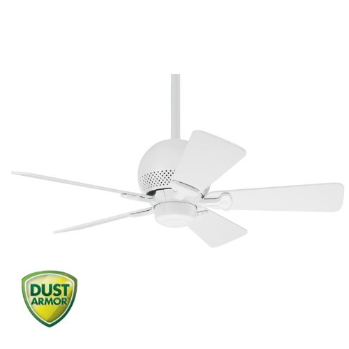 Hunter Fans 28420 36'' ORBit Contemporary Energy Star Indoor White Ceiling Fan by Hunter