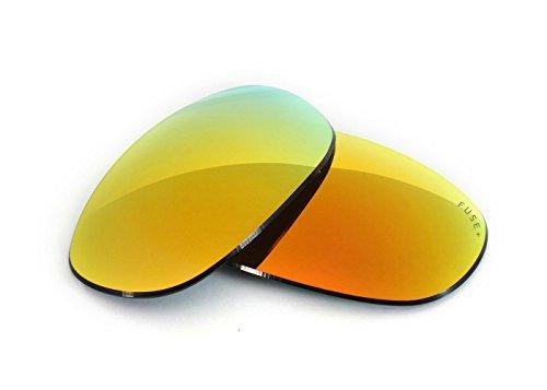 FUSE+ Lenses for Maui Jim Peahi MJ-202 Cascade Mirror Polarized - Mj Peahi 202