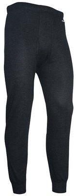 Polarmax Long Underwear - POLARMAX Mens Acclimate Wool Long Underwear Pants, 2XL, ONYX