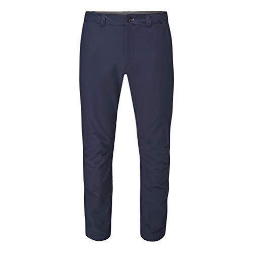 Rohan Men's Escapers Walking Trousers Deep Navy 34 Short (Best Walking Trousers For Men)