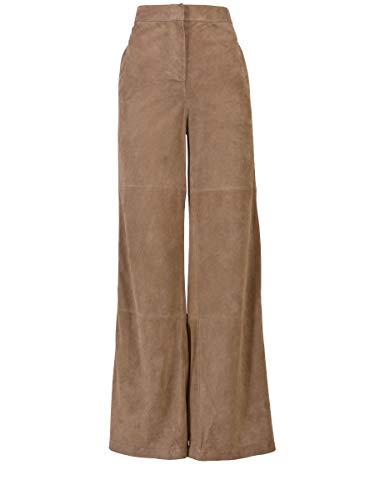 Pantalon Suède K9911lightsuedetoupe Desa Femme Marron IOZBwxqS
