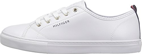 88a8d169 Tommy Hilfiger Women's Lumidee 2 White Shoe - Import It All