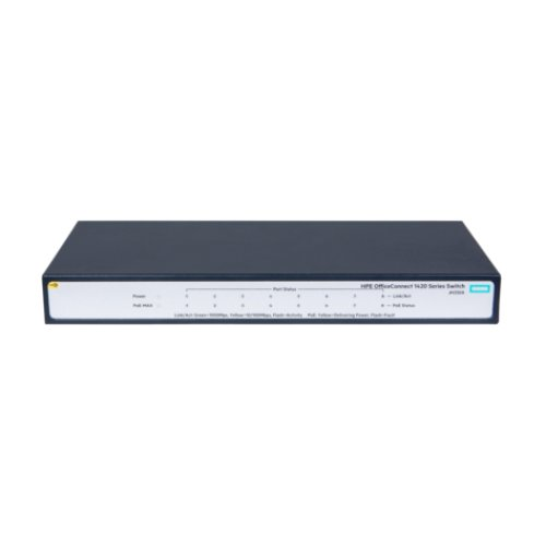 HP JH330A 1420 8G POE+ 64W SWITCH