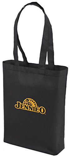 DDI 1923592 Non Woven Tote Bag44; Black - Style No. 105 by DDI