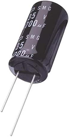 Radial Leaded 330uF 50volts 20/% Aluminum Electrolytic Capacitors ESMG500ELL331MJ16S Pack of 100