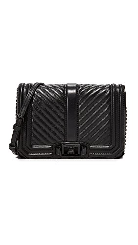 Rebecca Black Love Crossbody Quilted Chevron Small Minkoff qaYr7q