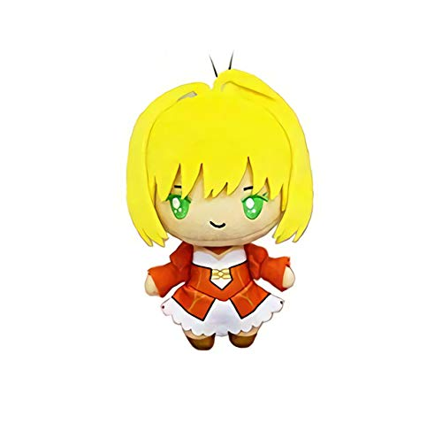 Furyu Fate Grand Order Sanrio Saber Nero Claudius Character Prize Plush Toy Doll Collection Vol.7 Anime Art