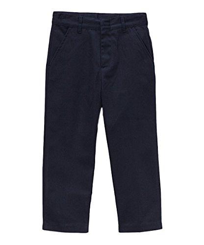 Uniform Flat Front Pants - 2