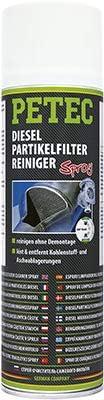 Petec 72550 Dieselpartikelfilterreiniger Spray 400 Auto