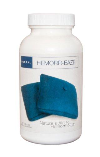 Hemorr-Eaze - l'aide à la nature pour les hémorroïdes Relief