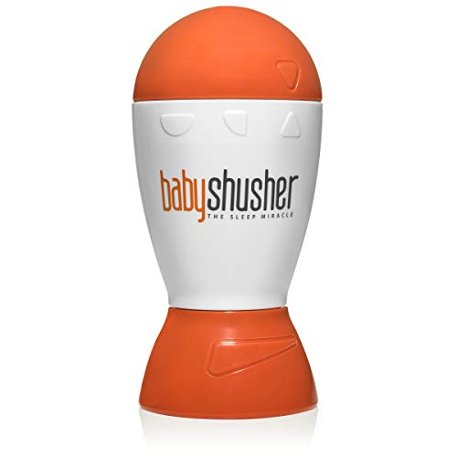Baby Shusher For Babies - Sleep Miracle Soother Sound Machine For New Parents