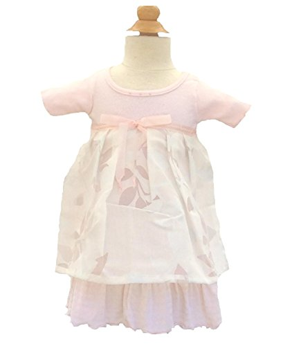 Toni Tierney Baby Girls' Apron Dress 6 Months ()