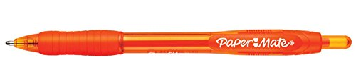 Paper Mate Profile Retractable Ballpoint Pens, Bold (1.4mm), Assorted Colors, 12 Count by Paper Mate (Image #5)