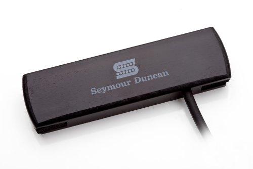 Seymour Duncan Woody SA-3SC Single-Coil Guitar Pickup Black ()