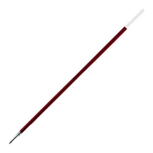 (Pentel Refill Ink for BK91 Pentel R.S.V.P. Ballpoint Pen, Medium Line, Red Ink, 2 Pack (BKL10-B))
