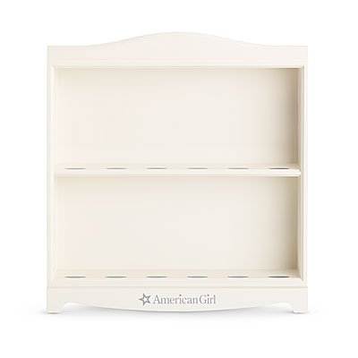 American Girl Limited Edition 25th Anniversary Collectible Mini Doll Display Shelf with 12 Doll Stands, Baby & Kids Zone