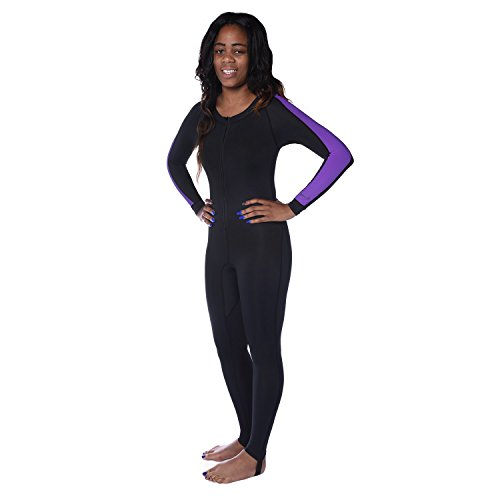 Ivation Womens Wetsuit Exercising Spearfishing