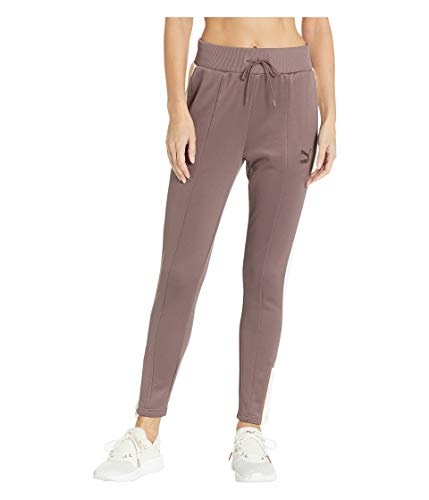 PUMA Women's Retro Track Pants Peppercorn X-Large 28
