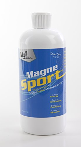 Mg12 the Power of Magnesium, dead sea product, 16 Oz by ()