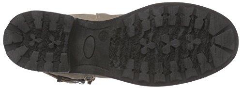 Apple of Eden Feliz - zapatillas de ciclista de cuero mujer gris - Grau (Piombo)